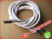 推荐:野牛纯铜四屏蔽线+挤压纯铜防水F头=成品线 连接线跳线 2米长,可根据客户要求定做长度