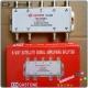 佳视通有源卫星信号八路功分器 GF-08D 适合宾馆/前端工程用 佳视通有源功分器